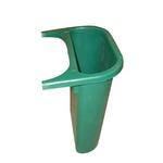 Vaschetta verde 4,5lt x cestino separa rifiuti 39lt rubbermaid