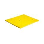 Panno per pavimenti - 59x50 cm - giallo - Vileda