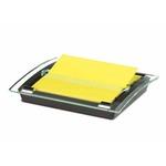 Dispenser Post it® Z Note Hi Tech + 1 ricarica - giallo Canary