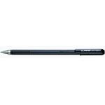 Penna a sfera con cappuccio Superb Document  - punta 1,0mm - nero - Pentel