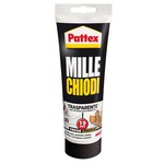 Adesivo Pattex® MilleChiodi Trasparente - 200 gr - Pattex®