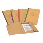 Cartellina 3 lembi Quick Mec - cartoncino 200 g - colori assortiti - Rexel