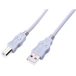 Cavo USB 2.0 A/B maschio/maschio - 2 mt - MKC Melchioni