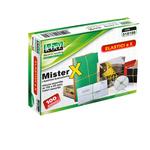 Elastici X Band - misure e colori assortiti - Lebez - scatola da 100 g