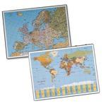 Sottomano Geographic Planisfero - 40x53 cm - Läufer