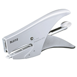 Cucitrice a pinza 5547 - bianco metallizzato - Leitz