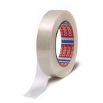 Nastro adesivo - trasparente - rinforzato - 19 mm x 50 m - Tesa