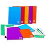 Maxiquaderno One Color - A4 - 1 rigo con margine - 21 fogli - 80gr - Blasetti