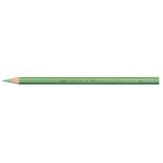 Supermina pastelli colorati - esagonali Ø 7,6mm lunghezza 18cm e mina Ø 3,8mm - verde salvia - Giotto