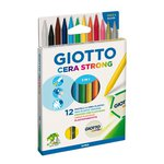 Pastelli a cera Giotto Strong 3 in 1