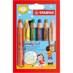 Pastelli Woody 3 in 1