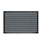 Zerbino asciugapassi Alaska - 40x70 cm - grigio - Velcoc