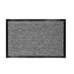 Zerbino asciugapassi Nevada - 40x70 cm - grigio - Velcoc