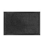 Zerbino asciugapassi Nevada - 60x90 cm - grigio antracite - Velcoc