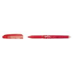 Penna sfera Frixionpoint - punta ago 0,5mm - rosso  - Pilot