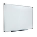 Lavagna bianca magnetica Classic - 60x90 cm - bianco - Nobo