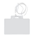 Portanome Pass 3 E C - cordoncino - 9.5x6 cm - Sei Rota - conf. 5 pezzi