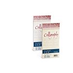 Busta Calligraphy Millerighe - 110 x 220 mm - 100 gr - bianco 01 - Favini - conf. 25 pezzi