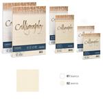 Carta Calligraphy Canvas - A4 - 100gr - bianco 01 - Favini - conf. 50fg