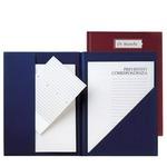 Portablocco con tasche Compla 71 - rosso - 23 x 33cm - Sei Rota
