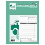 Blocco DDT - 33 fogli 3 copie autoricalcanti - 29,7 x 22cm - Edipro