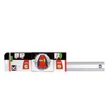 Riga Prolaser® Set.a.Shelf® - livella laser e trova metalli - Kapro / Maestri