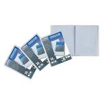 Portalistini personalizzabile Sviluppo - buccia - 22x30 cm - 120 buste - trasparente - Favorit