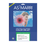 Carta transfer per tessuto scuro - stampa inkjet - A4 - As Marri - conf. 10fg