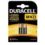 Pile - 12V (MN21) - Duracell - blister 2 pezzi