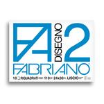 Album p.m. fabriano2 (240x330mm) 10fg 110gr liscio squadrato