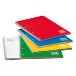 Maxiquaderno One Color - A4 - quadretto 5mm - 140fg - 70gr - 4fori -spiralato - Blasetti