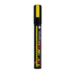Marcatore a base d\acqua Mark All - punta tonda da 1,4mm a 2,8mm - giallo  - Tratto