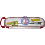 Compasso Studio - diametro max cerchio 180mm - 2 pezzi - Koh.I.Noor