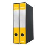Registratore Oxford G82 - dorso 5 cm - commerciale 23x30 cm - giallo - Esselte
