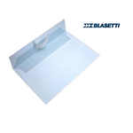 Busta bianca senza finestra - serie Strip 80 - 120x180 mm - 90 gr - Blasetti - conf. 500 pezzi