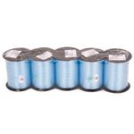 Nastro Splendene - azzurro pervinca 25 - 10mm x 250mt - Bolis