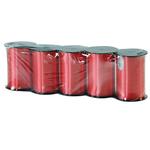Nastro Splendene - rosso 30 - 10mm x 250mt - Bolis