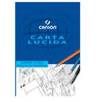Blocco carta lucida - 210x297mm - 10 fogli - 80gr - uso manuale - Canson