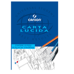 Blocco carta lucida - 210x297mm - 10fg - 80gr - uso manuale - Canson