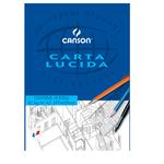 Blocco carta lucida - 297x420mm - 10 fogli - 80gr - uso manuale - Canson