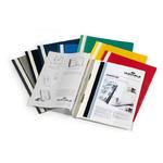 Cartellina ad aghi Duraplus - copertina personalizzabile - 21x29.7 cm - bianco - Durable