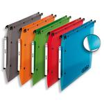 Cartella sospesa - PPL - armadio - interasse 33 cm - fondo V - 32,5x27,5cm - colori assortiti - Favorit