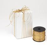 Cordonetto - oro elastico - 2mm x 100mt - Bolis