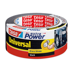 Nastro adesivo Tesa® Extra Power Universal - nero - 25 m x 50 mm
