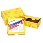 Scatola per spedizioni Postal Box - formato piccolo (25x17x10 cm) - Blasetti