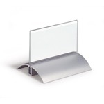 Portanome da tavolo 5,2x10cm de luxe durable