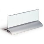 Portanome da tavolo 6,1x21cm de luxe durable