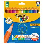 Matite colorate Bic Kids Evolution