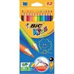 Matite colorate Bic Kids Evolution