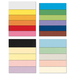 Cartoncino Bristol Color - 70x100cm - 200gr - rosso scarlatto 61 - Favini - Conf 10 fogli